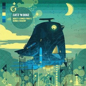 Catz 'N Dogz/BOOTY COMES FIRST 12""