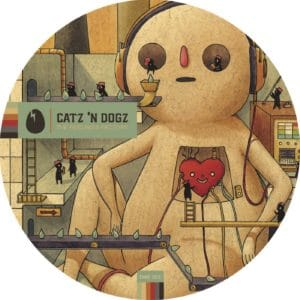 Catz 'N Dogz/THE FEELINGS FACTORY EP 12""