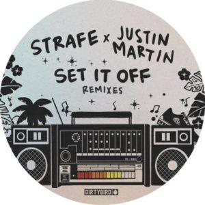"Strafe/SET IT OFF (JUSTIN MARTIN RX) 12"""