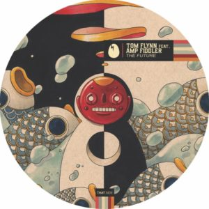Tom Flynn & Amp Fiddler/THE FUTURE 12""