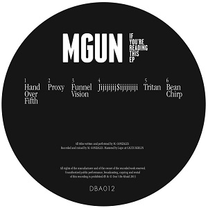 MGUN/IF YOU'RE READING THIS EP 12""