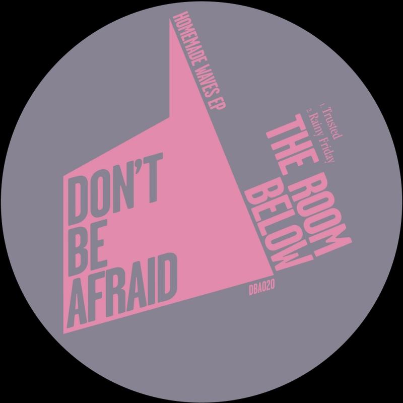"""Room Below/HOMEMADE WAVES EP 12"""""""