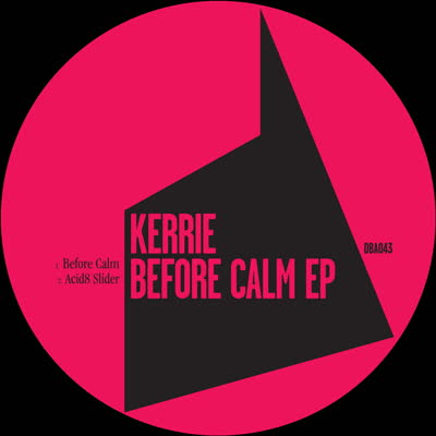 Kerrie/BEFORE CALM EP 12""