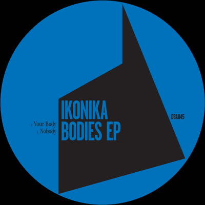 "Ikonika/BODIES EP 12"""