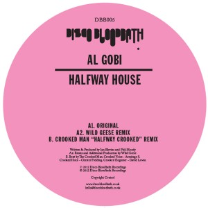 "Al Gobi/HALFWAY HOUSE-CROOKED MAN 12"""