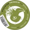 """Style Of Eye/THE RACE EP 12"""""""