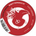 "Justin Martin/ROBOT ROMANCE 12"""