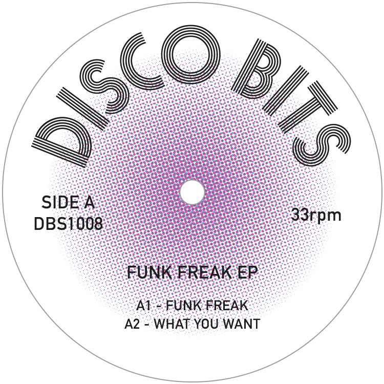 Disco Bits/FUNK FREAK EP 12""