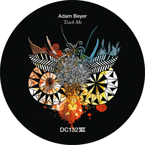 Adam Beyer/TEACH ME 12""