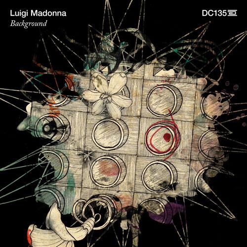 "Luigi Madonna/BACKGROUND EP 12"""