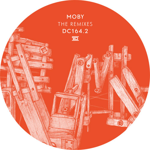 Moby/DRUMCODE REMIXES PART 2 12""