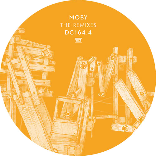 Moby/DRUMCODE REMIXES PART 4 12""