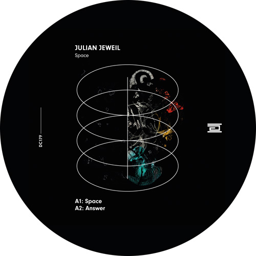 Julian Jeweil/SPACE 12""