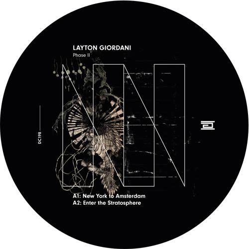 """Layton Giordani/PHASE II EP 12"""""""