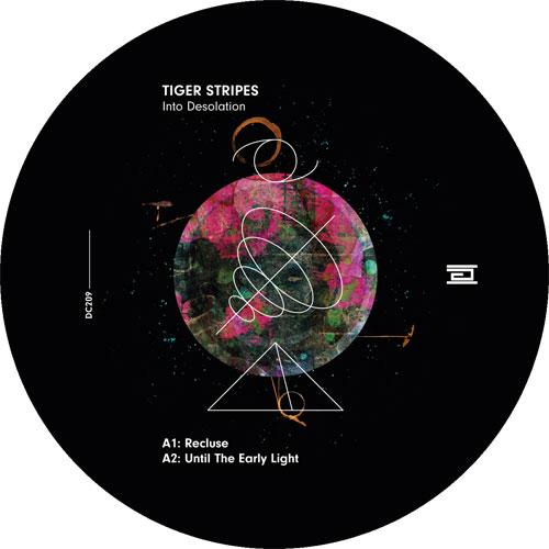 "Tiger Stripes/INTO DESOLATION EP 12"""