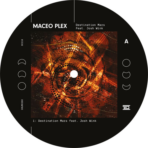 Maceo Plex/DESTINATION MARS 12""
