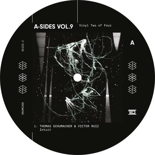 """Various/A-SIDES VOL. 9 PART 2 12"""""""