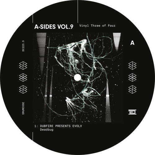 Various/A-SIDES VOL. 9 PART 3 12""