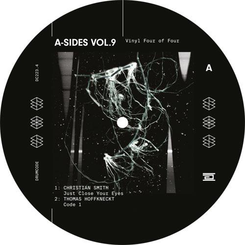 """Various/A-SIDES VOL. 9 PART 4 12"""""""