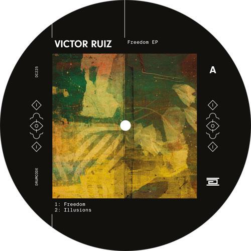 "Victor Ruiz/FREEDOM EP 12"""
