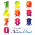 Various/DELIC PRESENTS NUMBER PIECES CD
