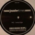 "Various/JAZZIER TIMES VOL 1  12"""
