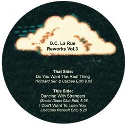 """DC La Rue/REWORKS VOL.3 12"""""""