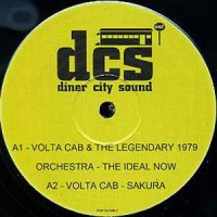 Volta Cab/DINER CITY SOUNDS 4 12""