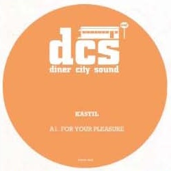Kastil/DINER CITY SOUND 7 12""