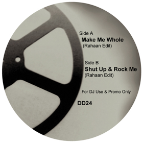 "Disco Deviance/#24 RAHAAN EDITS 12"""