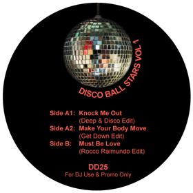 "Disco Deviance/#25 DISCO BALL STARS 12"""