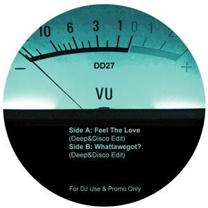 "Disco Deviance/#27 DEEP & DISCO 12"""