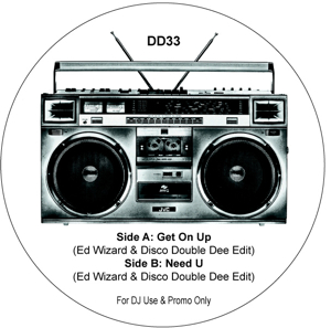 "Disco Deviance/#33 ED WIZARD & DISCO 12"""