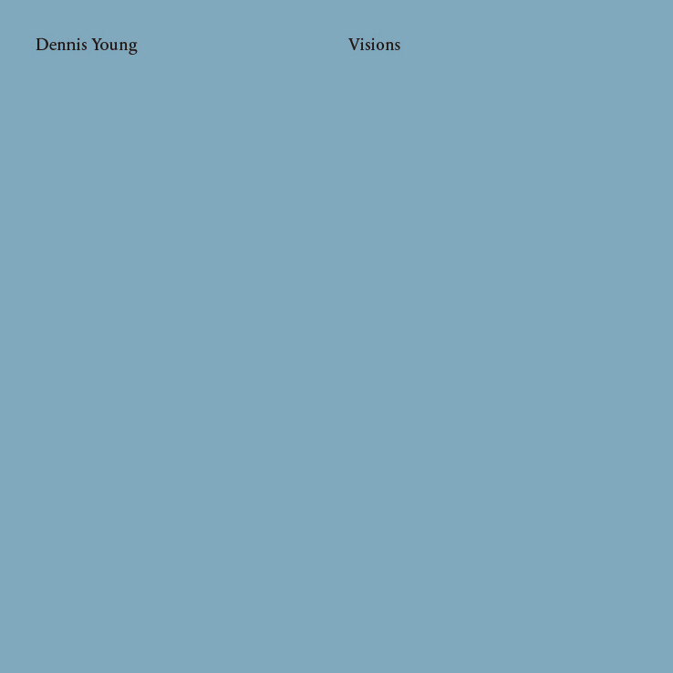Dennis Young/VISIONS LP