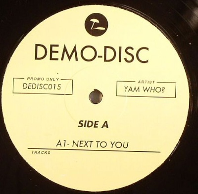 Yam Who/NEXT TO YOU & STARSTRUCK 12""