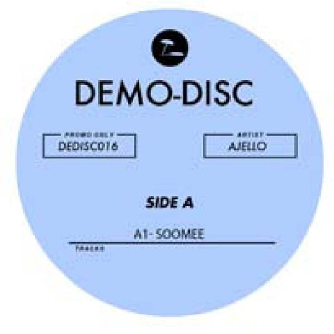 Ajello/DEMO DISC 16 12""