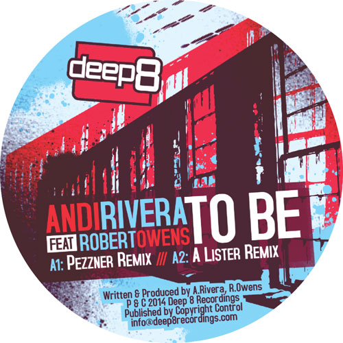 Andi Rivera/TO BE (PEZZNER REMIX) 12""