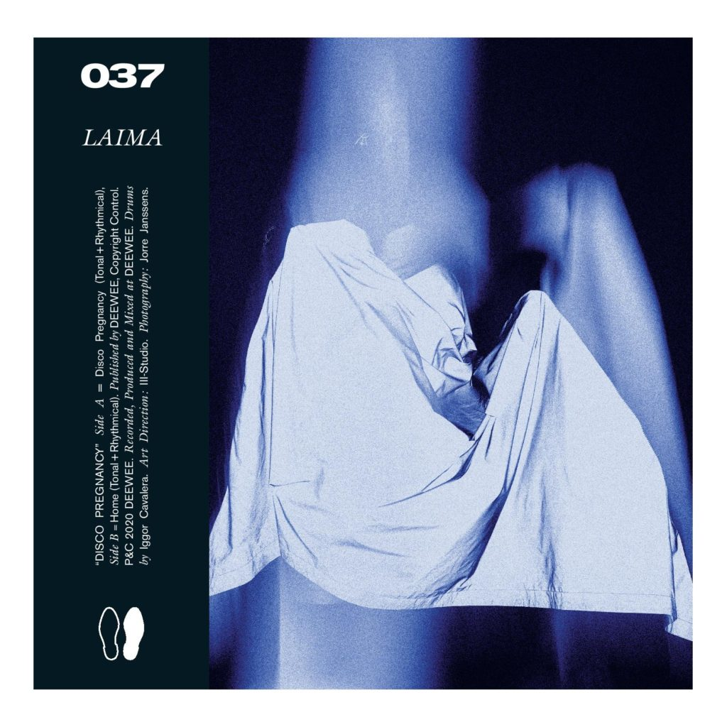 Laima/DISCO PREGNANCY 12""