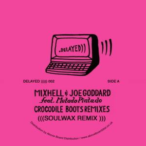 "Mixhell & Joe Goddard/CROCODILE RMX 12"""