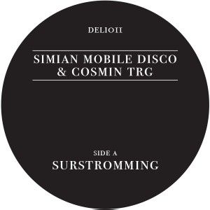 Simian Mobile Disco/SURSTROMMING 12""