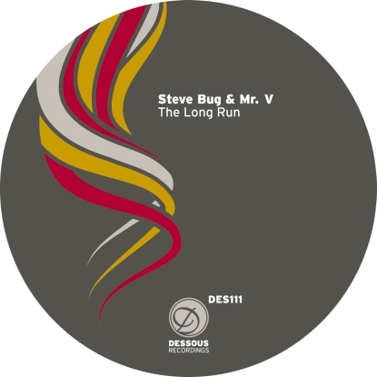 Steve Bug & Mr. V/THE LONG RUN 12""