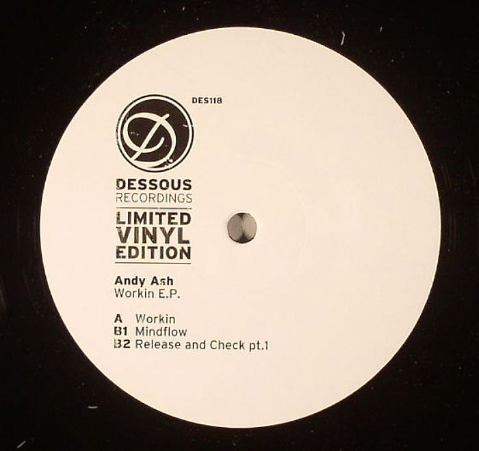 Andy Ash/WORKIN (DESSOUS LIMITED) EP 12""