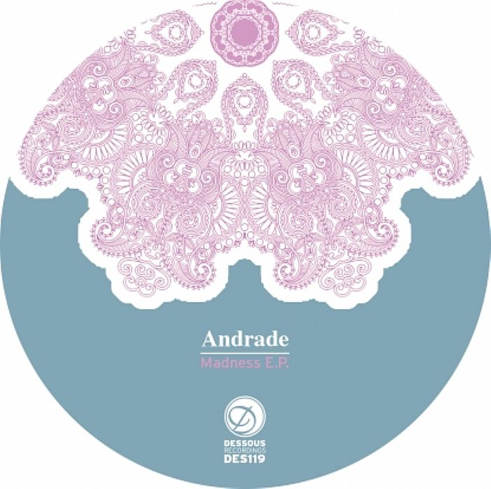 Andrade/MADNESS EP 12""