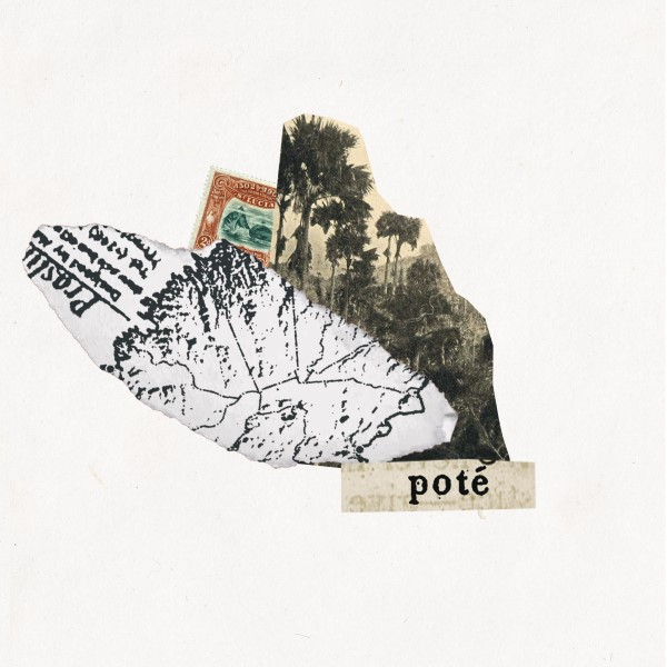 Pote/WATERS OF PRASLIN EP 12""