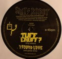 Shit Robot/TUFF ENUFF (IMPORT ONLY) 12""