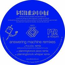 Shit Robot/ANSWERING MACHING (MCDE) 12""
