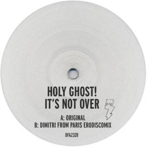 Holy Ghost!/IT'S NOT OVER 12""