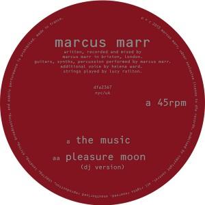 "Marcus Marr/THE MUSIC&PLEASURE MOON 12"""