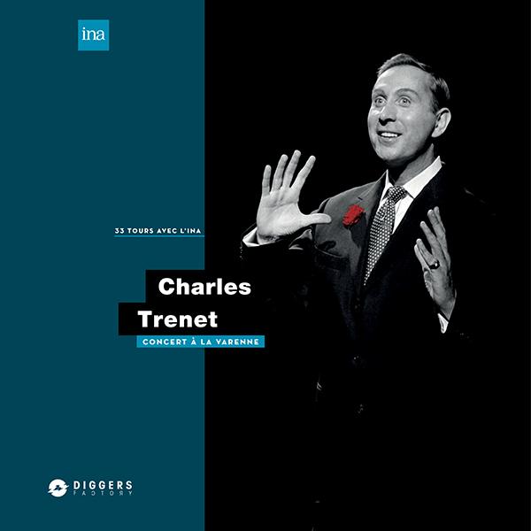 Charles Trenet/CONCERT A LA VARENNE LP