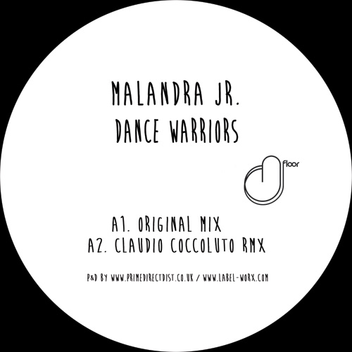 Malandra Jr./DANCE WARRIORS 12""